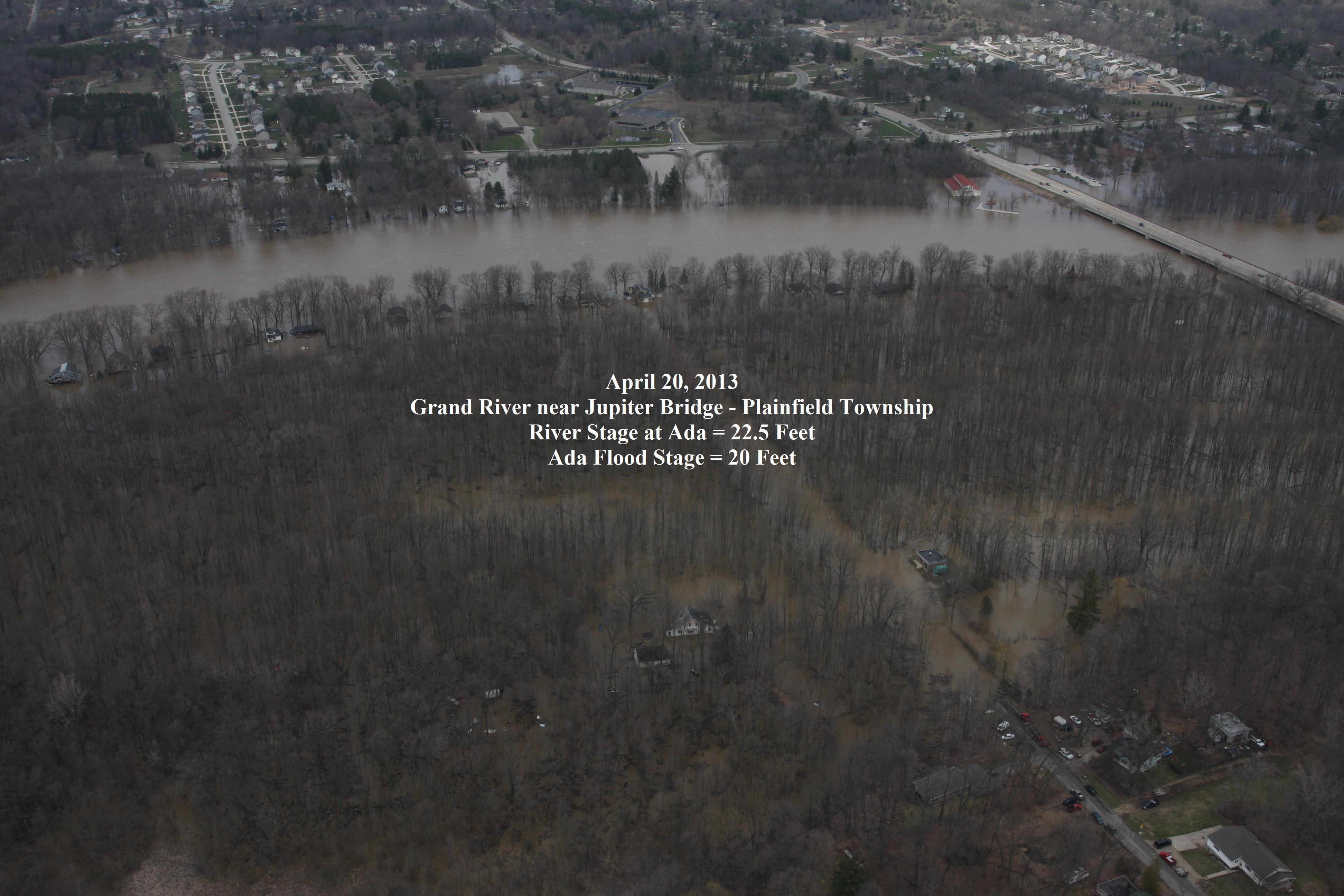 Advanced Hydrologic Prediction Service: Grand Rapids: Grand Riverjupiter township