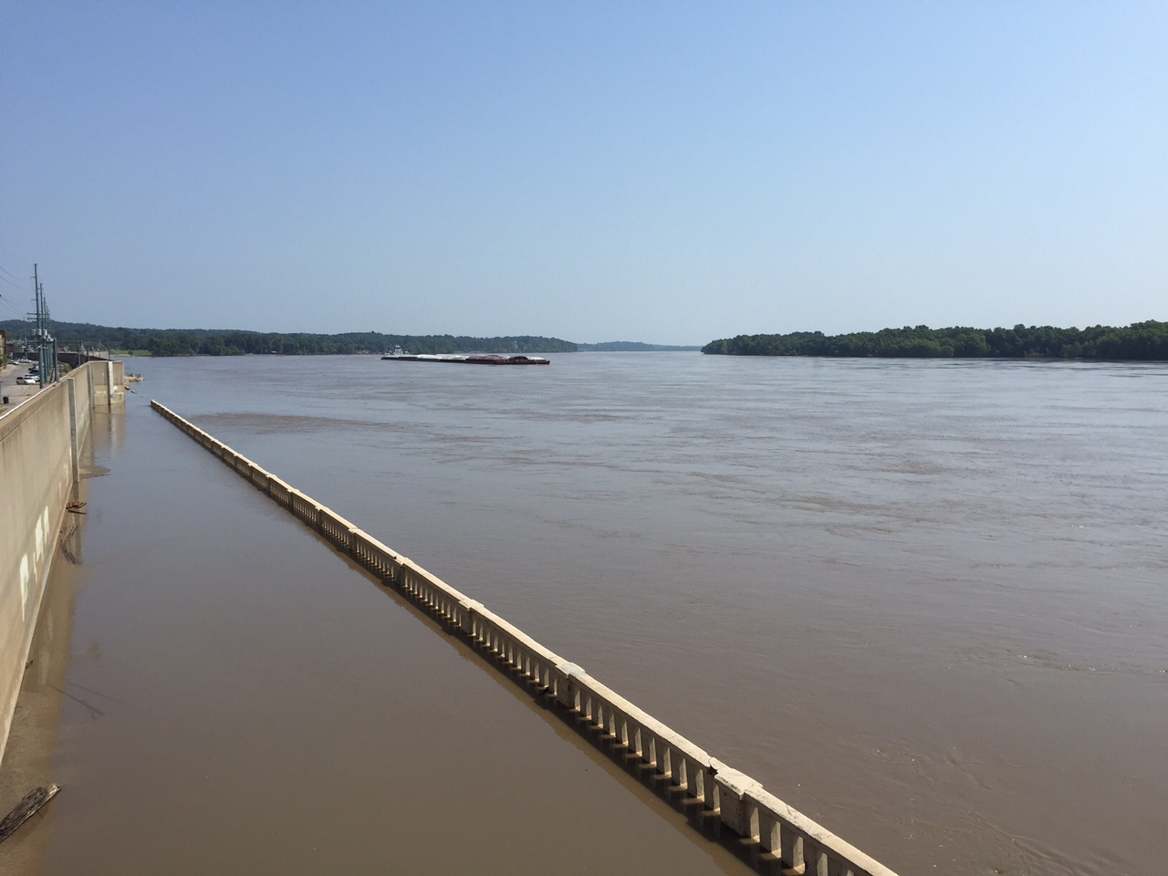 Feb-Mar 2019 Mississippi River Flood Impacts