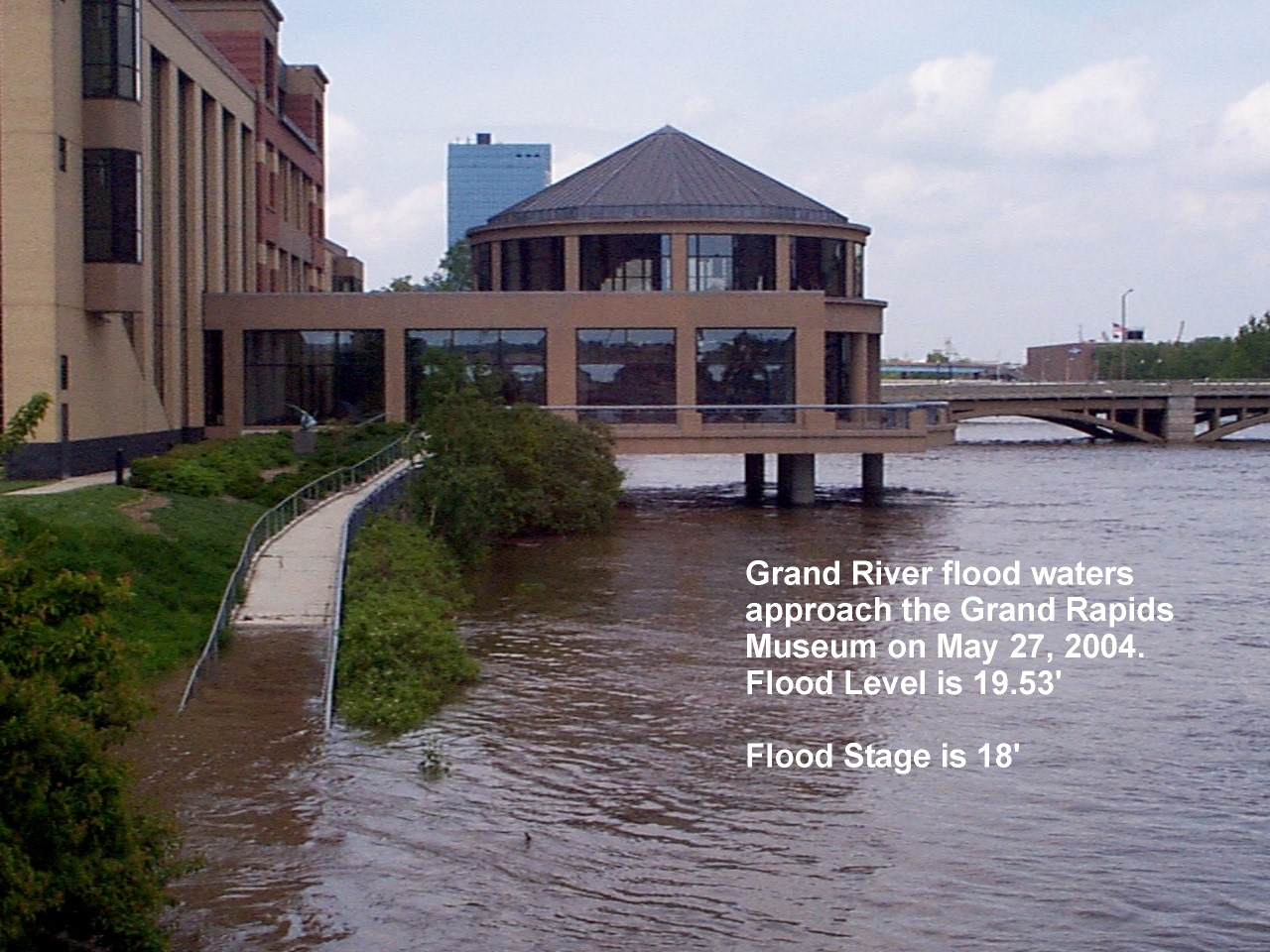 Grand River Flow >> National Weather Service Advanced Hydrologic Prediction Service