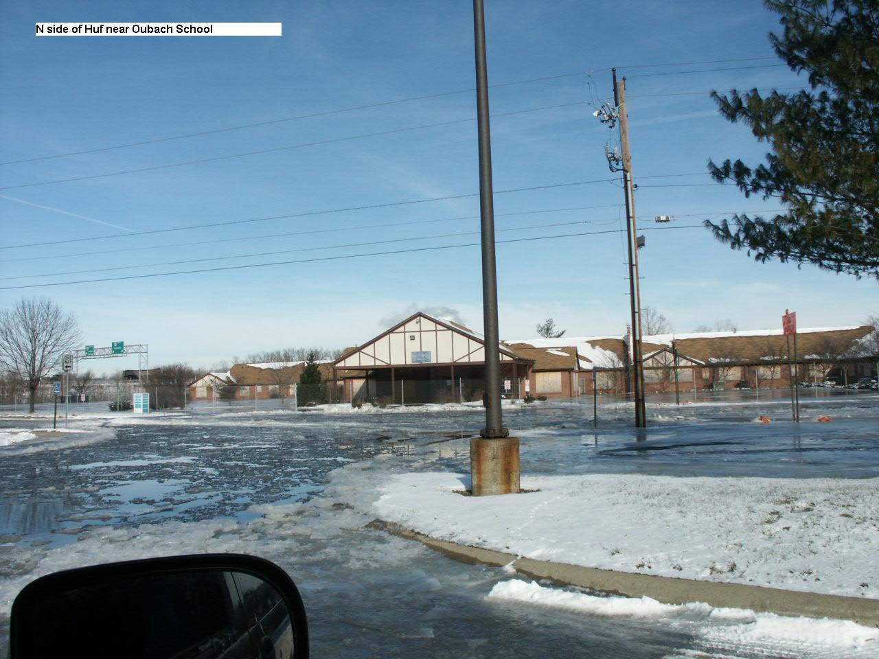 National Weather Service Advanced Hydrologic Prediction Service