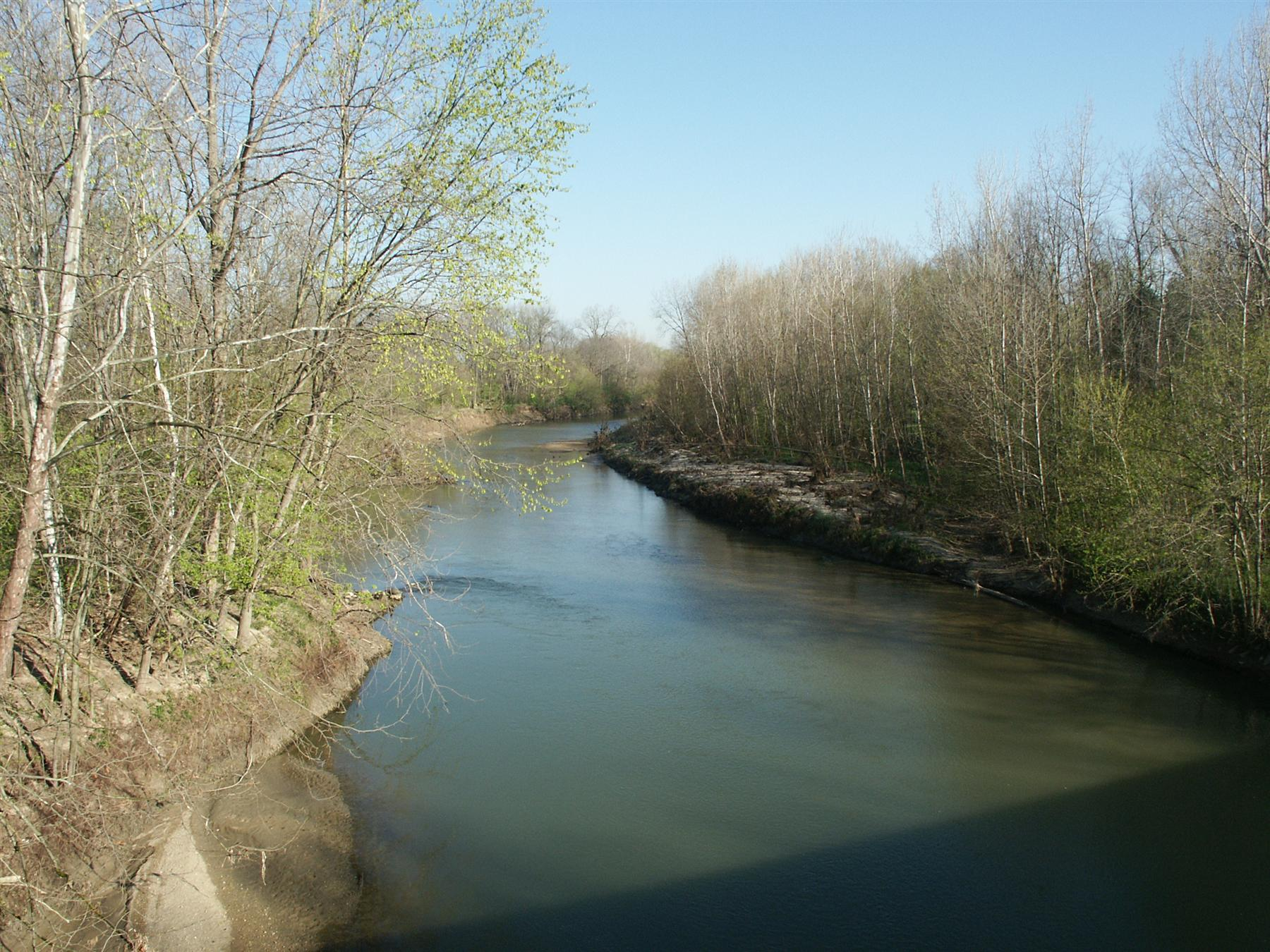 White lick creek indiana