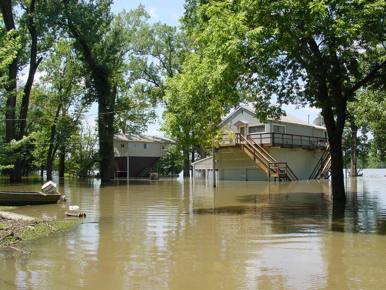 18 Flooded Soccer Fields