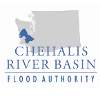 Project was funded in part by the Chehalis River Basin Flood Authority.