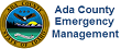 Maps produced in cooperation with Ada County Emergency Management