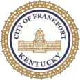 Maps produced in cooperation with the City of Frankfort, KY.