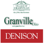 Funds for mapping provided by the City of Granville and Denison University