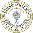 Maps produced in cooperation with the City of Hopkinsville, Kentucky