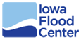 Maps produced in partnership with the Iowa Flood Center.