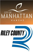 Maps produced in cooperation with the City of Manhattan and Riley County, Kansas