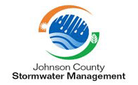 This map was funded by the Johnson County Stormwater Management Program.