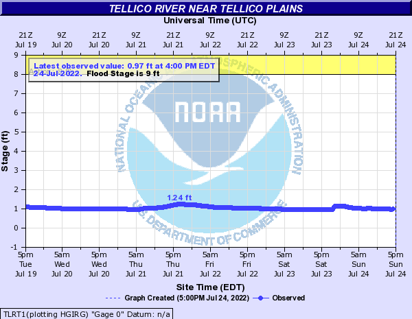 Tellico River near Tellico Plains